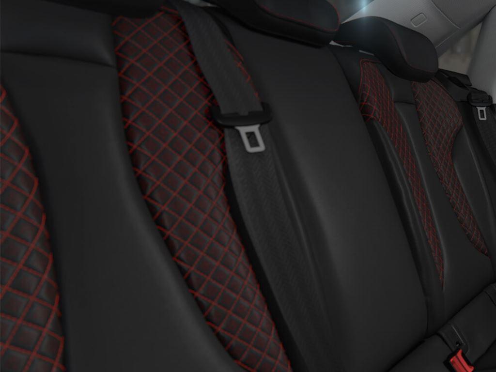 RS 3 Saloon Seats