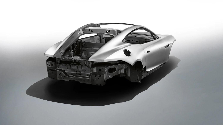 Jaguar Aluminium frame