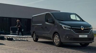 Renault TRAFIC Business Offers