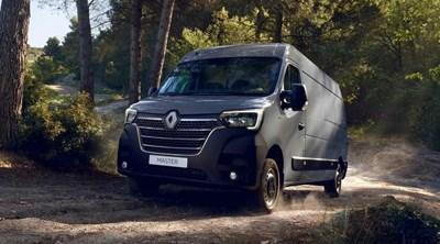 Renault MASTER Business Offers