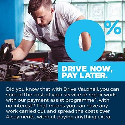Drive Now Pay Later