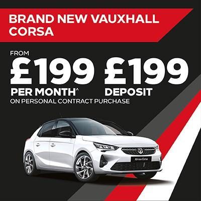 New Corsa Offer