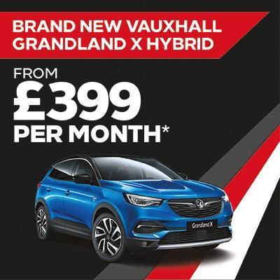 Grandland X Hybrid Offer