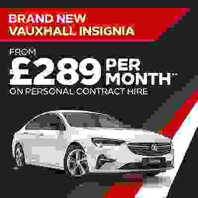 New Insignia Grand Sport Offer