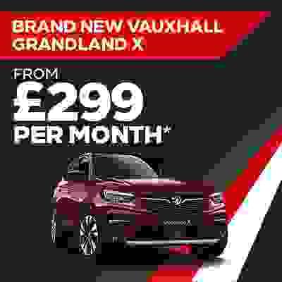 Grandland X Offer