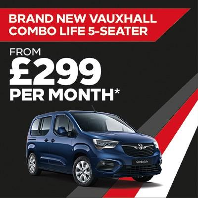 New Combo Life 5-Seater Offer