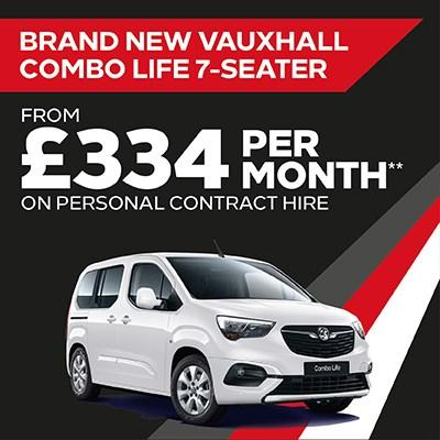 New Combo Life 7-Seater Offer