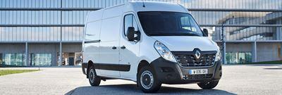 New Renault Master Z.E.