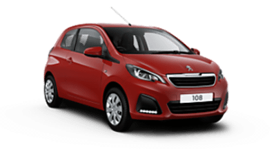 Peugeot 108 Motability Offers