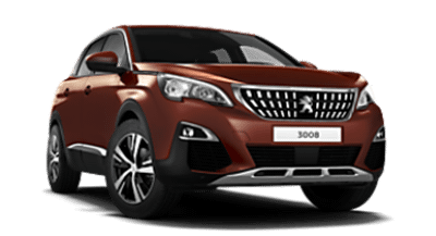 New Peugeot 3008 Allure Hybrid PCP Offer