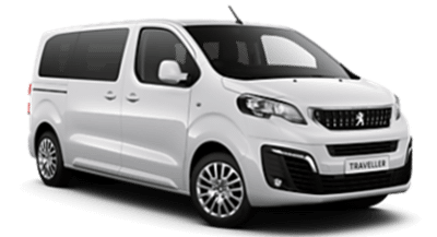 Peugeot Traveller Active PCP Offer
