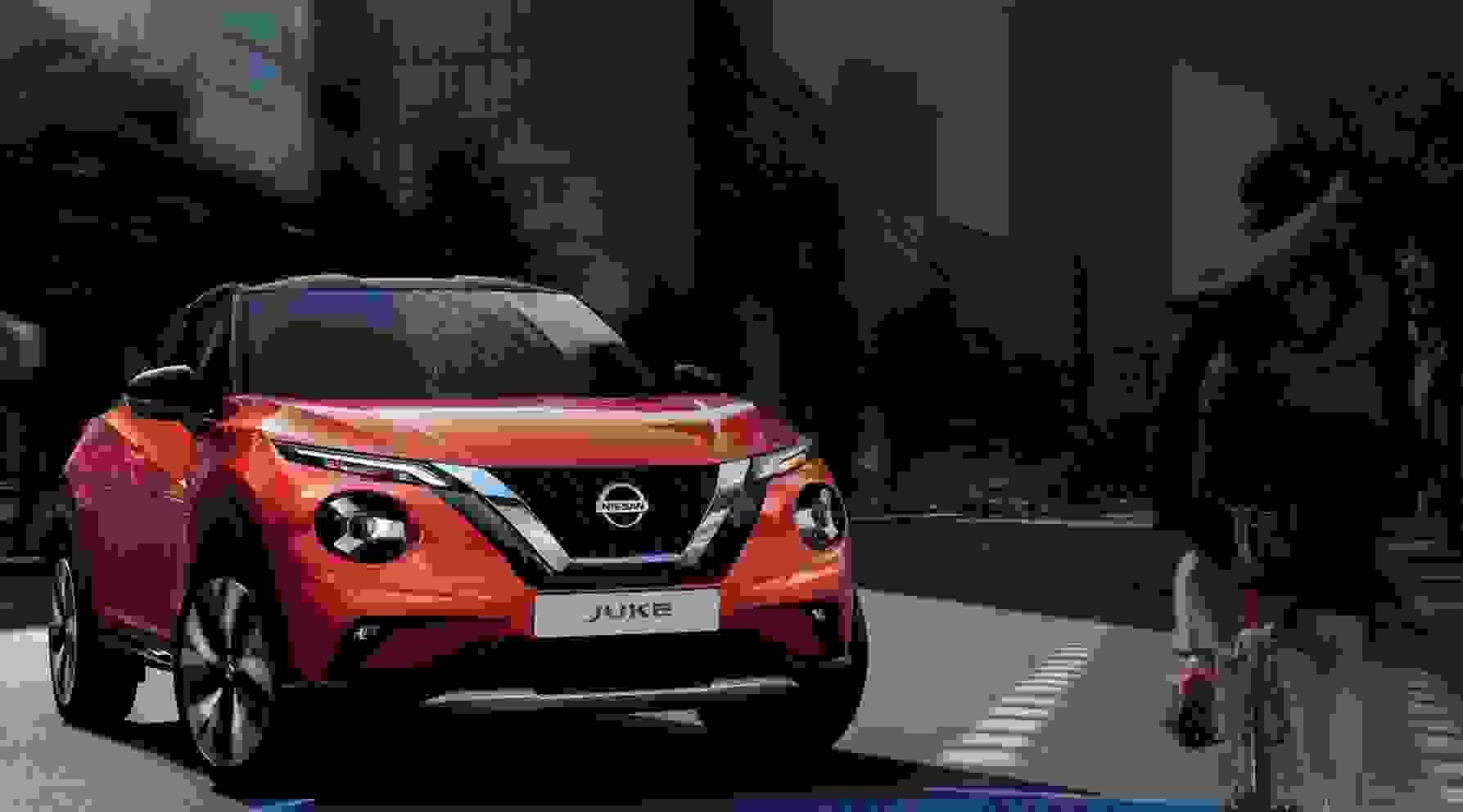 Next Generation Nissan Juke