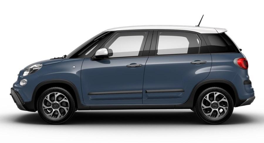 Fiat 500L 1.4 City Cross 5dr 2019