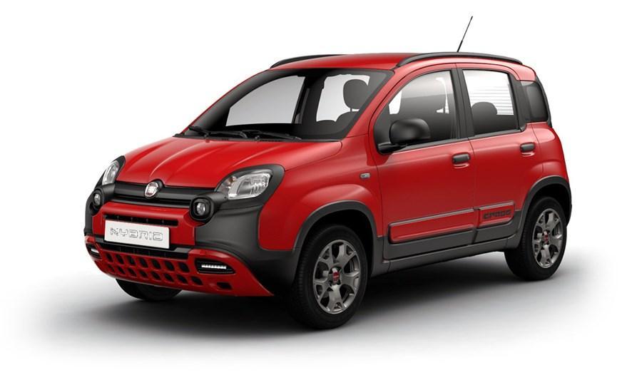 Fiat Panda 1.0 Mild Hybrid City Cross 5dr 2020