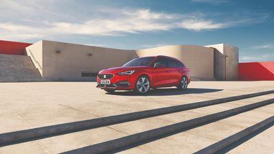 SEAT Leon Estate Motability Offer