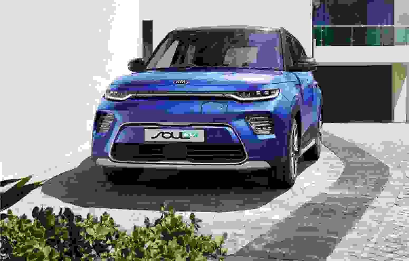 All-New Soul EV