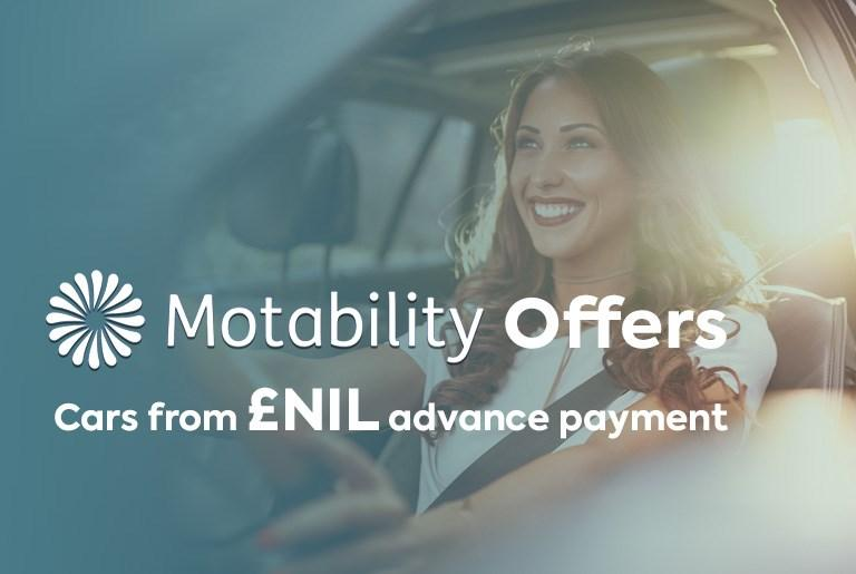 Motability at Hylton Gott