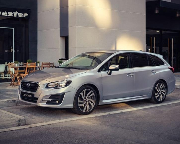 Subaru Levorg at Simpsons Cars
