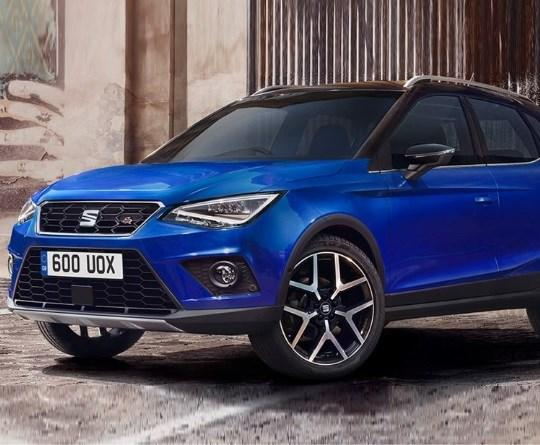 SEAT Arona Business Contract Hire Offer
