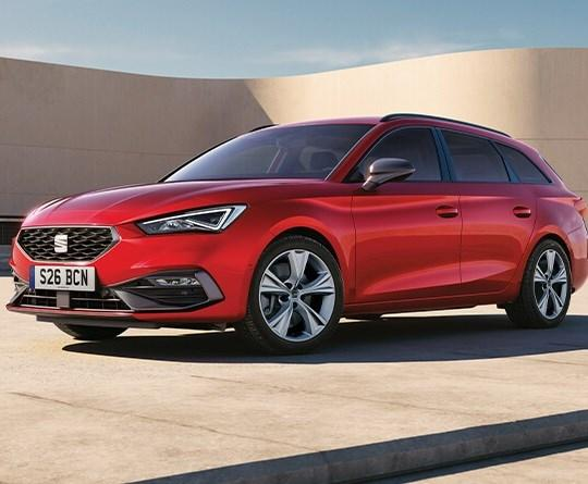 New SEAT Leon Estate Motability Offer