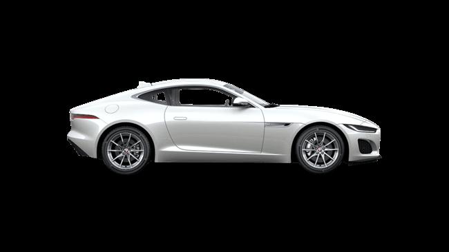 New Jaguar F-TYPE Coupe