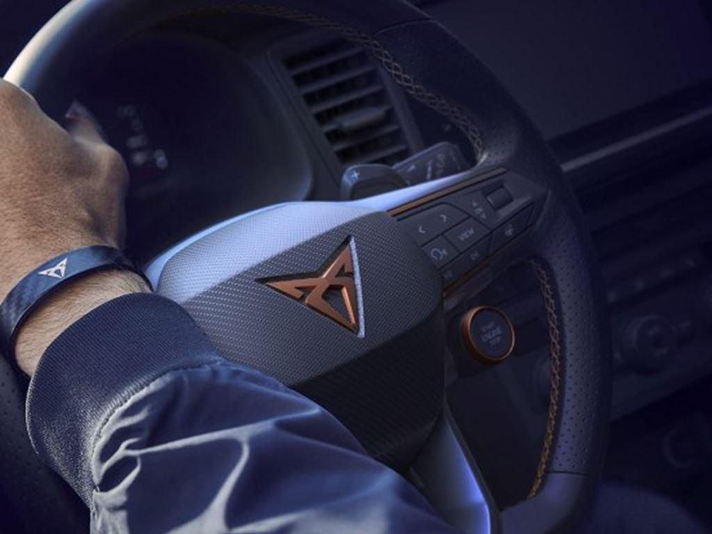 New Cupra Ateca 2020 Steering Wheel