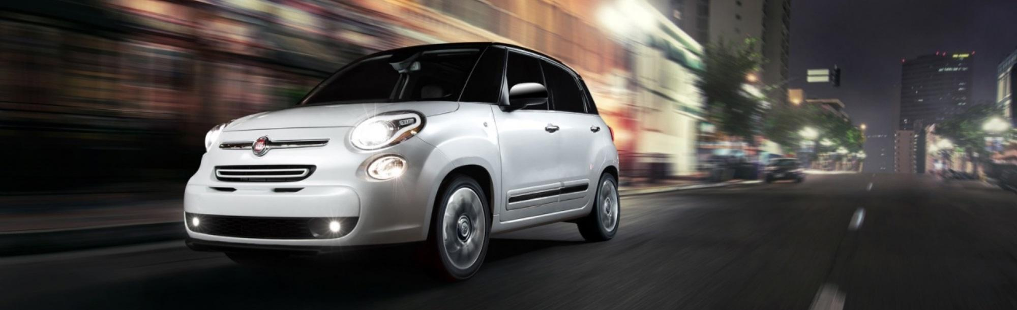 Fiat 500l North Yorkshire Piccadilly Motors