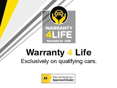 RAMP Warranty 4 Life