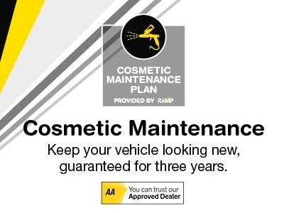 RAMP Cosmetic Maintenance Plan