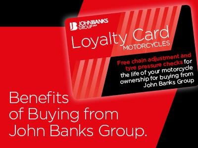 Benefits of Buying a Motorbike at John Banks Group