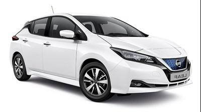 NISSAN LEAF 2.99% APR REPRESENTATIVE PCP*