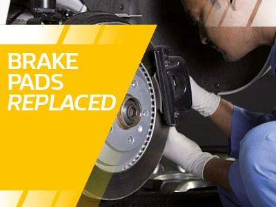 Renault - Brake Pad Replacement
