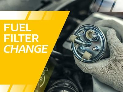 Renault - Fuel Filter Replacement