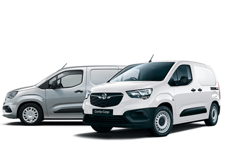 Vauxhall Combo Cargo Offer - Only £185+VAT A Month