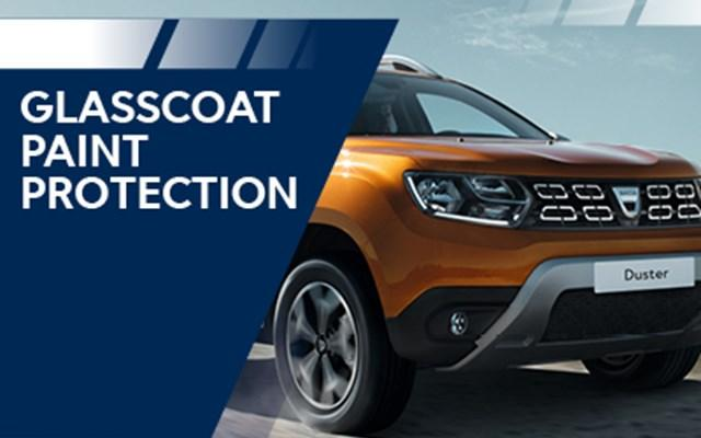 Dacia - Glasscoat Paint Protection