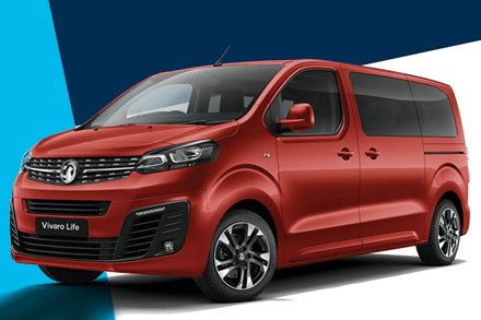 Vauxhall Vivaro Life - Browse Our Business Offers