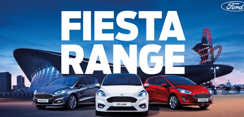 The Fiesta Range