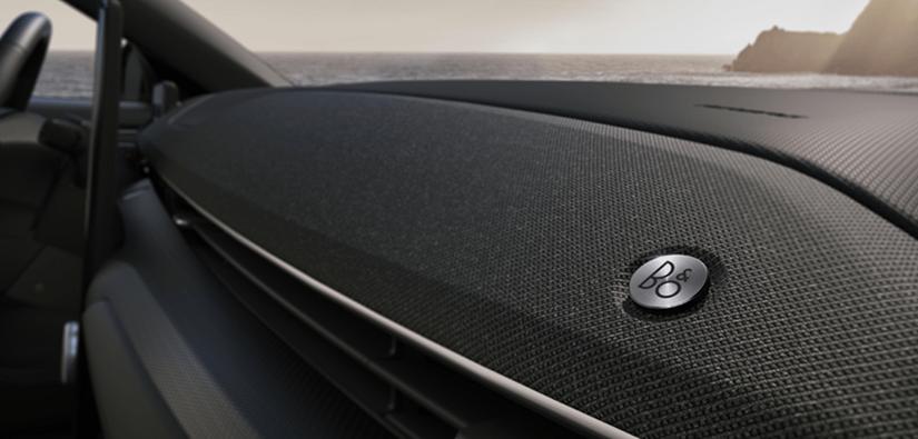 Mustang Mach-E's Award-Winning Sound System