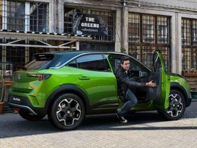 Vauxhall Unveils The All-New Electric Mokka