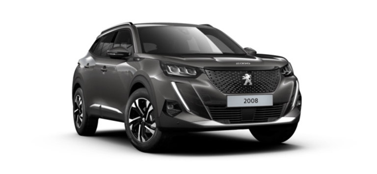 All-New Peugeot 2008 SUV Motability Offers