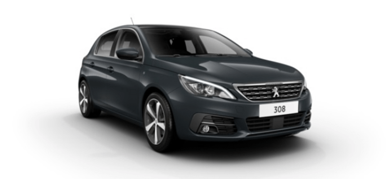Peugeot 308 Motability Offers