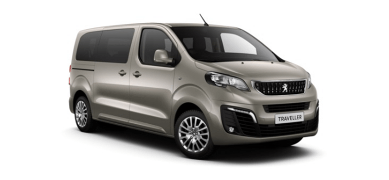 Peugeot Traveller Motability Offers