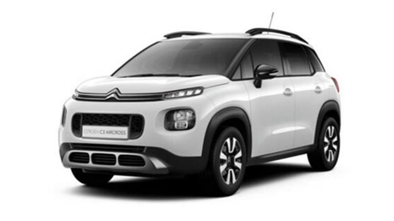 C3 Aircross SUV Motability Offers