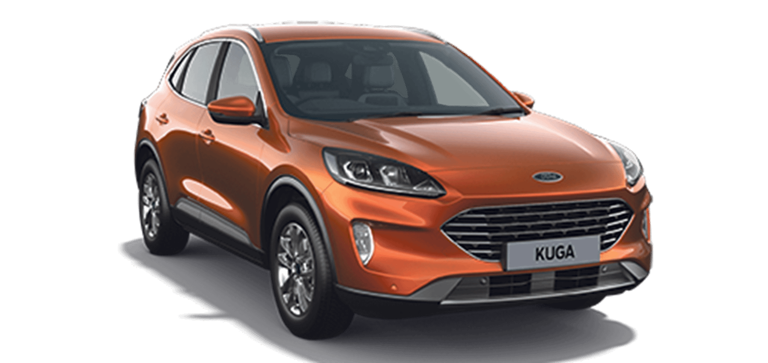 All-New Ford Kuga Titanium