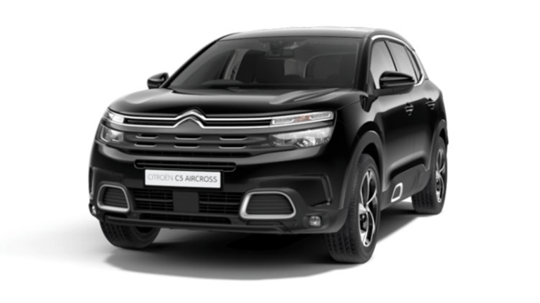 C5 Aircross and C5 Aircross HYBRID Business Offer