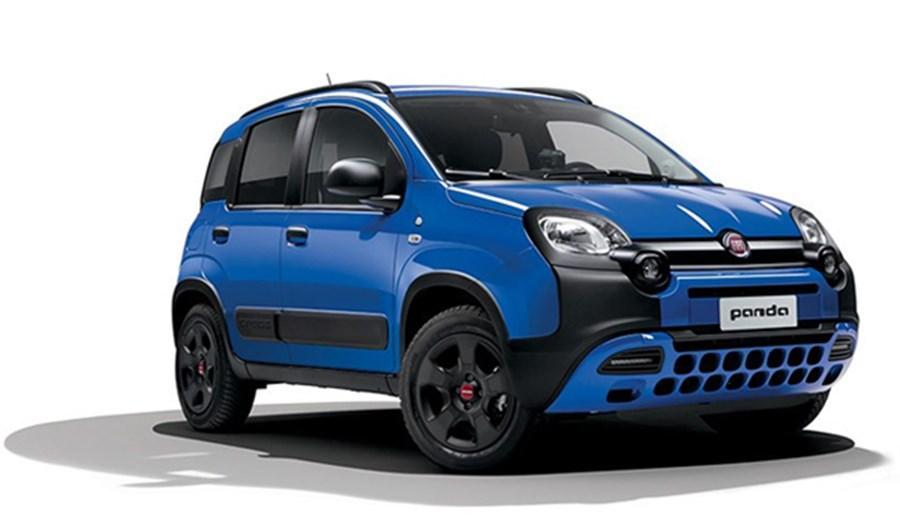 FIAT Panda Waze Special Editions 4x4 5dr 0.9 TwinAir 2020