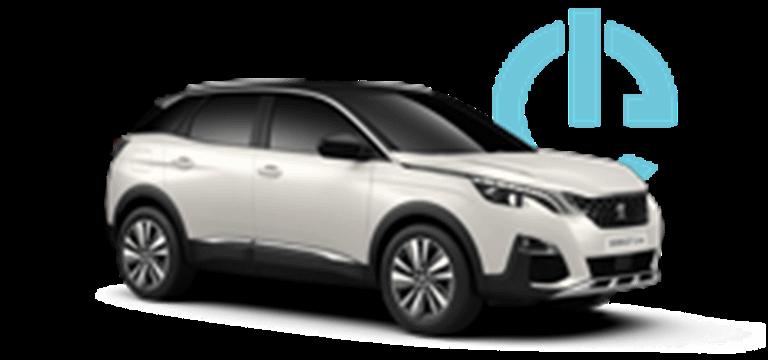 Peugeot 3008 Hybrid SUV Motability Offers