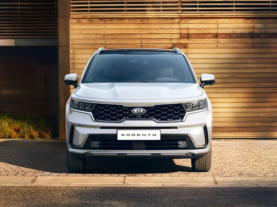 All-New Sorento - Carbuyer Car of the Year 2021