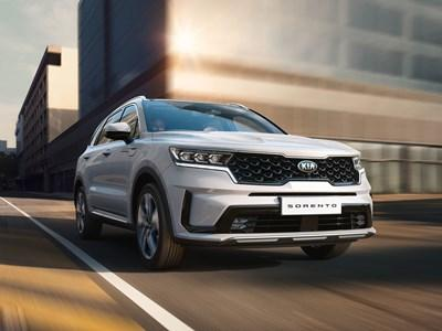 All-New Sorento Self-Charging Hybrid 7 Seater Latest Offers