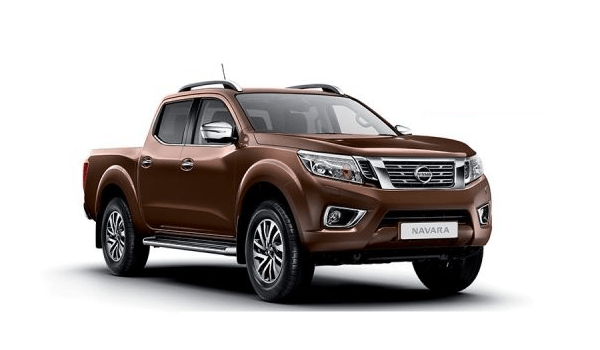 The Nissan Navara. The next generation of pick-up.